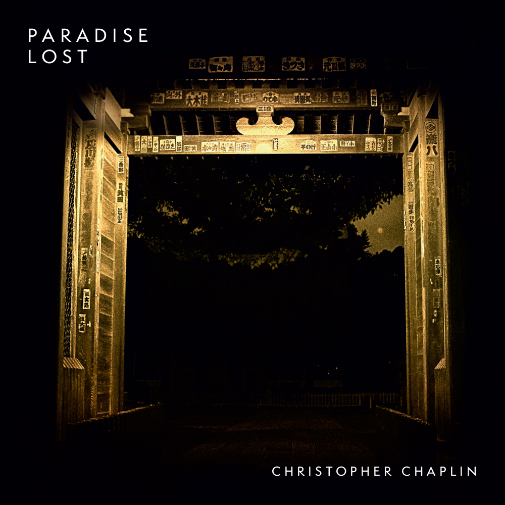 christopher chaplin paradise lost fabrique records