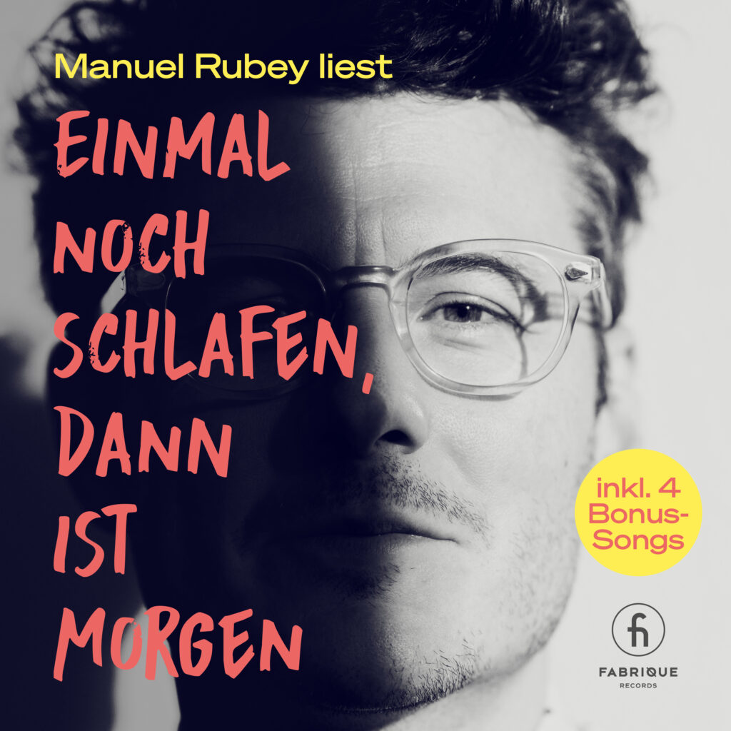 Manuel Rubey _ Audiobook